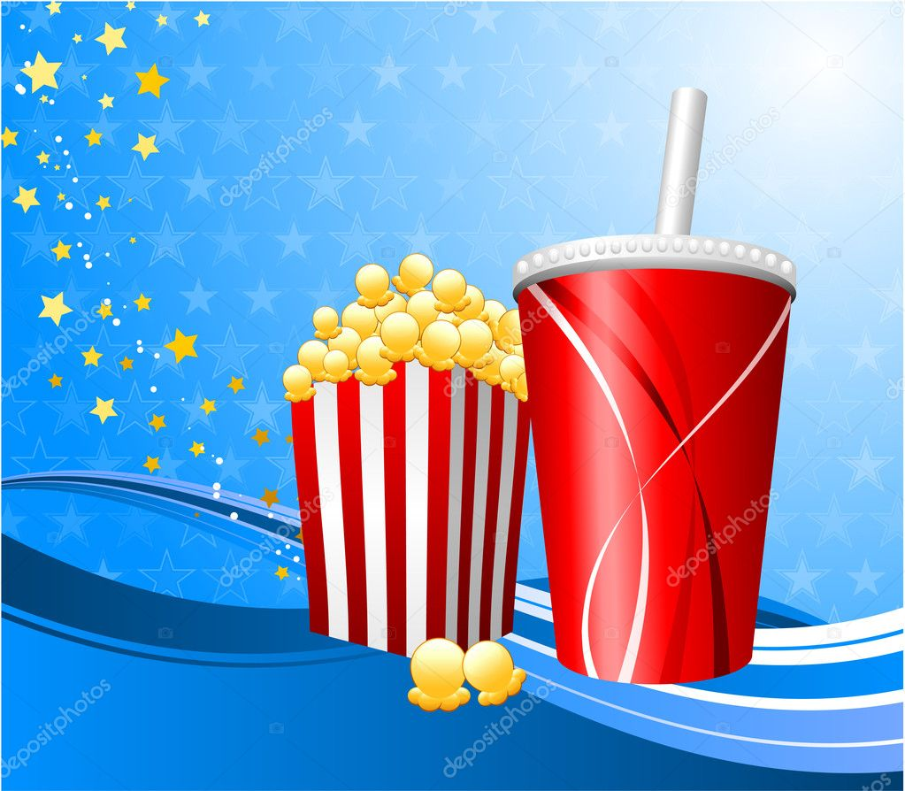 popcorn and drink 1